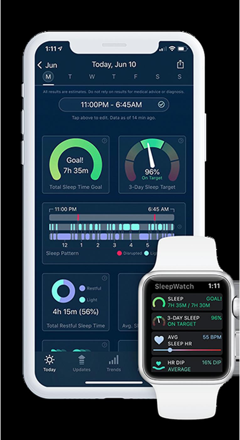 best free sleep app for apple watch 4